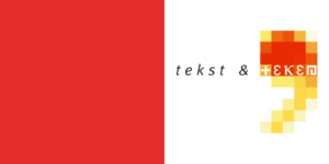 Logo Tekst & Teken