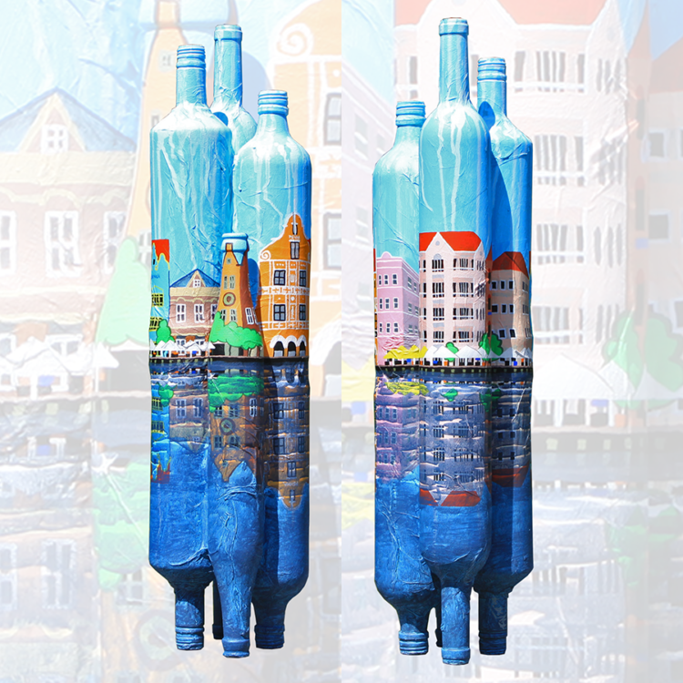 bottletown Willemstad Curaçao