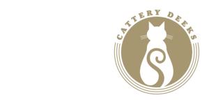 Logo Cattery Deeks