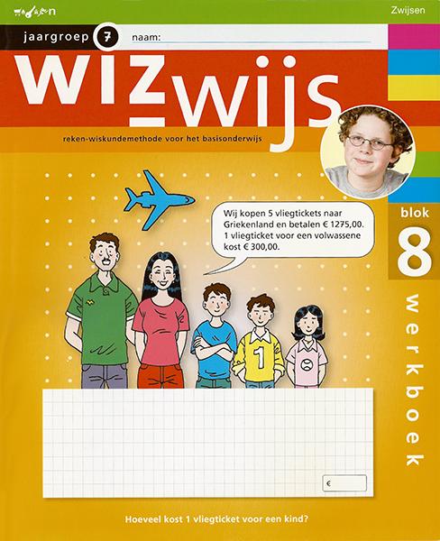 Educatieve rekenmethode Wizwijs